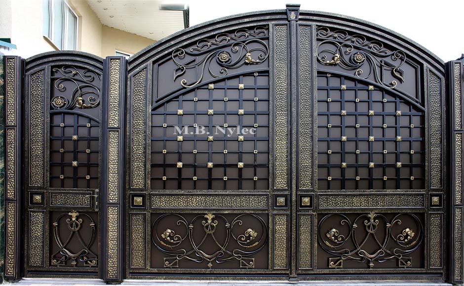 Brama do rezydencji